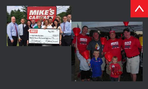 MikesCarwash.com